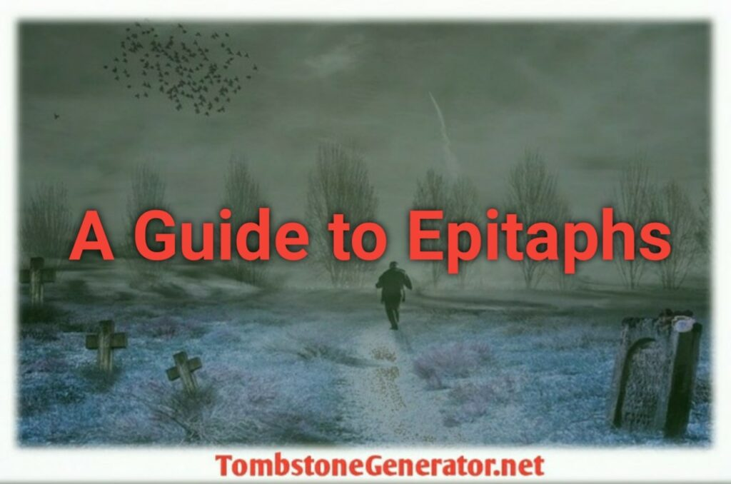 Guide to Epitaphs